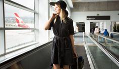 Dash Dress #traveldress #betabrand #barre #travel #dress