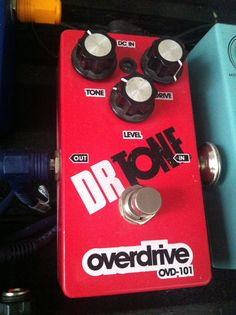 Overdrive Dr. Tone