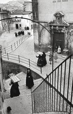 Title: Aquila Degli Abruzzi  Artist: Henri Cartier-Bresson (1908-2004, French)  Year: 1952