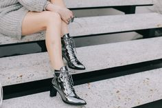 The GIGI Boot by Sea of Shoes