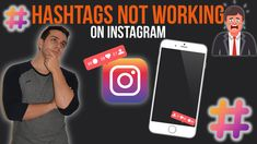 So if your hashtags are not working you probably got a shadow ban or however you want to call it. So if you think that you just got an instagram shadow ban then I will also tell you or show you how to fix this so your hashtags are start working again. Maybe you asked yourself already how to grow on instagram or what's the best way to grow? Well the best way is using the right hashtags.   So you want to have an instagram shadowban fix and you always want to know how to avoid instagram… Free Instagram, Hashtags, Thinking Of You, Told You So, Good Things, Shit Happens, Youtube, Thinking About You, Youtubers