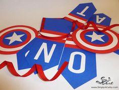 Capitán América Banner