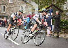 https://flic.kr/p/KY4z6g | Tour of Britain - Stage 2 | 2016 Tour of Britain stage 2, Carlisle to Kendal.  Mark Cavendish riding through Grasmere, Lake District on Stage 2 of The Tour of Britain.