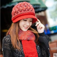106 Best Women Knit Hat And Scarf Set Images Hat Scarf Sets