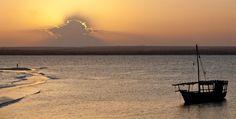 Ibo Island, #Mozambique. #sunset