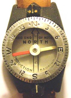 Knowledgeable King London Style Compass Directional Camping Outdoor Sports Vintage Compasses. Maritime