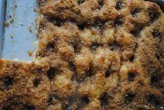 Sweet State of Mine: North Carolina - Moravian Sugar Cake