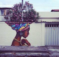 When Street Art meets Nature