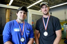 Nash Community College, Rocky Mount, NC Welders Win in Two North Carolina Competitions. Nash Community College hosted the American Welding Society (AWS) Tri-State Welding Competition Friday, April 25th. Ten students competed from Nash Community College, Rowan-Cabarrus Community College, Randolph Community College, Wake Technical Community College and Central Piedmont Community College.