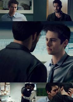 **Warning Sterek - just so sweet and well done manip that I had to share; <3Mad about you