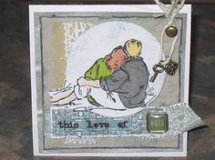 THIS LOVE OF OURS using Stampin Up Seaside Sketches