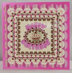 using Birthday Cupcake by Coosty Creations available from StitchyBear Digital Outlet