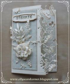 Card by Elly de Bruin-Dekker  (032314)  [Memory Box  Eva Stem, Fabulous Phlox, Kensington Border (butterfly), Meadow Leaf, and Nellie Snellen  Dutch Texts 2, Tags1]