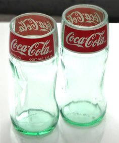 Rehabulous Recycled Coca-Cola Bottle Drinking Glass   zulily