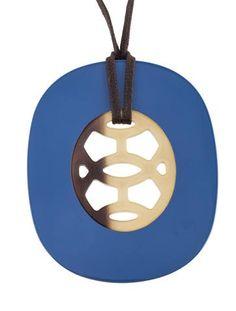 Hermès Lift PM Horn Pendant Necklace Hermes Necklace, Hermes Jewelry, Washer Necklace, Pendant Necklace, Necklaces, Bracelet, Accessories, Shoes, Pendant