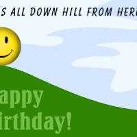 Happy Birthday Funny Animated GIF - Bing images