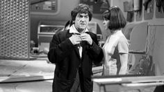 """""""An unintelligent enemy is far less dangerous than an intelligent one…."""" - The Doctor ('The Dominators') The Second Doctor: Best Quotes Second Doctor, 12th Doctor, Doctor Who, Classic Series, Classic Films, Wendy Padbury, William Hartnell, The Last Kingdom, Ordinary Girls"""