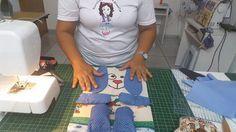 Naninhas da Bem - Brasília : aprenda a fazer seu molde