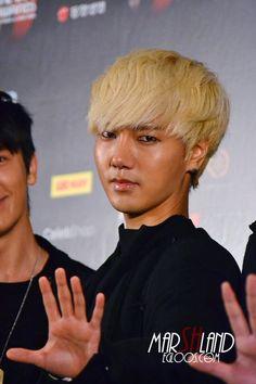 Yesung, my bias, of Super Junior
