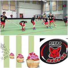 We support these little guys! #support #innebandy #pixbo #junior #pixbowallenstam #floorball #p99 #cup