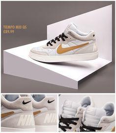 Nike Tiempo Mid QS: Gold Hypervenom