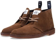WTAPS x Clarks Originals Desert Boot