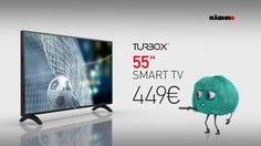 Turbo-X TVs #Plaisio #Πλαίσιο #TurboX #TV #TechFreaks