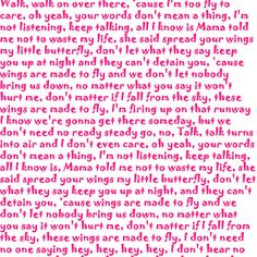 Wings (Little Mix) Lyrics - Pink