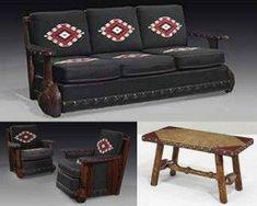 Moles worth Furniture - the original Western Style - perfect for the cabin decor.