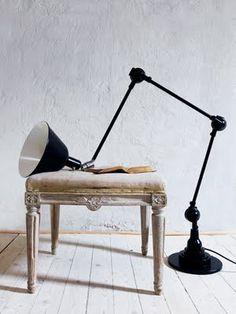 ulrika's triplex lamp #lamp #woodfloor