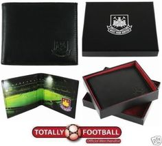 West Ham United F.C Personalised Crystal Rectangle