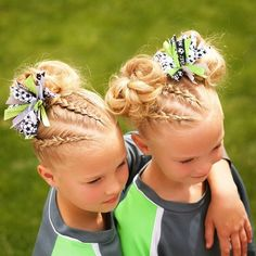 Jehat Hair I Love Watching These Two Play Soccer While They HairstylesGymnastics HairstylesSwimming HairstylesGirl