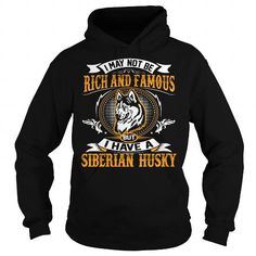 Awesome Tee RICH AND FAMOUS HUSKY Shirts & Tees
