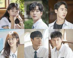 July found by chance Korean Drama Movies, Korean Actors, Korean Dramas, Kdrama, Star K, Kim Sang, Fantasy Romance, Learn Korean, Drama Korea