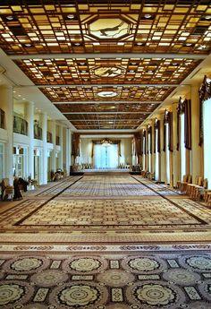 The Foyer, Waldorf Astoria New York.
