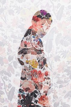 exercicedestyle:  zoom dries floral