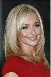 Vrolijke blonde korte en halflange kapsels!