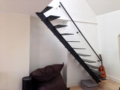 Escalier métallique - Art Métal Concept Quimper