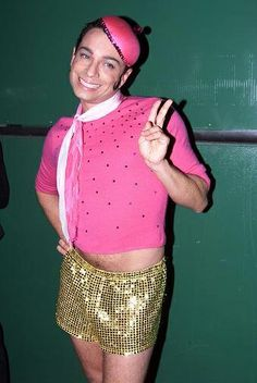 """I'm not sure why Chris Kattan's Mango character cracked me up.  But I guess there are some things that defy explanation.  As he always says, """"Can you touch a rainbow? Can you put the wind in your pocket? No! Such is the Mango."""""""