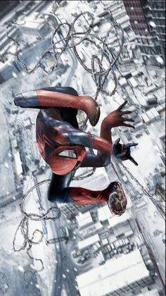 Spider-Man by John Gallagher