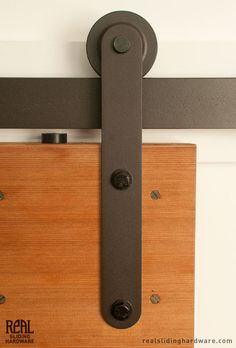 Flat Track Sliding Door Hardware | Sliding Barn Door Hardware - Stainless Steel, Oil Rubbed Bronze, and ... This is an idea for mobile homes with old sliding doors, and if you want to keep that sliding door effect on some or all of your inside doors.  I think this would work great.