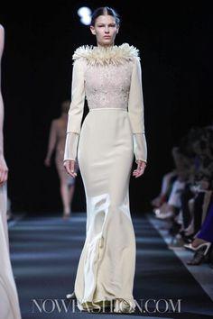 Georges Hobeika Haute Couture Fall Winter 2013 Paris
