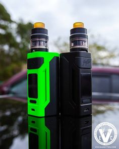 "Let's Check The Specs On The Wismec Reuleaux RX2 20700 Kit: ️Zinc Alloy Chassis ️Accepts Dual 18650 or 18650 Batteries ️Lockable Slide-Out Battery Sled ️18650 Battery Sleeves Included ️Wattage Range: 1W-200W ️Temperature Control Mode ️1.3"" OLED Display ️2A Max Charging By Micro-USB ️Individual Battery Cell Monitoring ️Gold-Plated Spring-Loaded Positive Pin ️Safety Protection Suite ️Includes Gnome Tank Atomizer ️4mL Juice Capacity ️Includes 2 Wide Bore Drip Tips ️And More!"