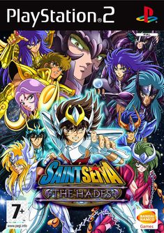 Old Saint Seiya Hades!