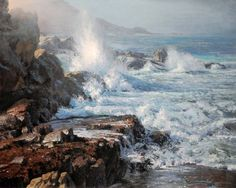 Saks Galleries Blog: Michael Godfrey New Works and Demonstration This Friday and Saturday