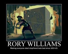 Oh Rory.