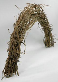 "Natural Wild Grapevine Arches  24"" Grapevine Swag Form $5 each/ 3 for  $4 each"
