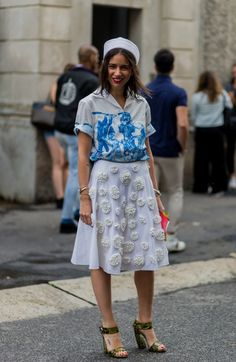 The most stylish girls on the men's fashion Week in Milan | Vogue Ukraine |  Natasha Goldenberg | #NatashaGoldenberg