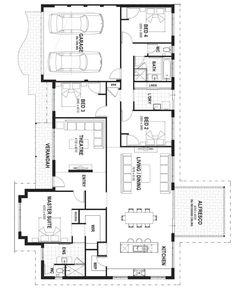 The verve floorplan 15m frontage 4x2 alfresco theatre cervantes floorplan malvernweather Choice Image