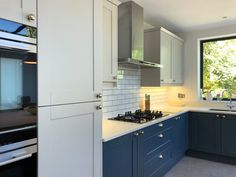 Hildreth — Utopia Kitchens - The Bespoke Kitchen Co. Open Plan Kitchen Dining Living, Open Plan Kitchen Diner, Kitchen Redo, Kitchen Design, Kitchen Ideas, Kitchen Inspiration, Kitchen Remodel, Kitchen Cabinets, Kitchen Extension Open Plan